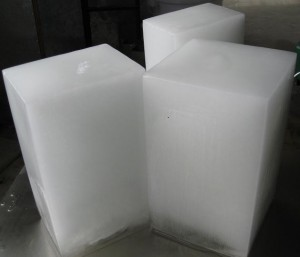 The Secret Of Making Ice Block How To Make Ice Blcok
