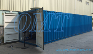 Container Side View