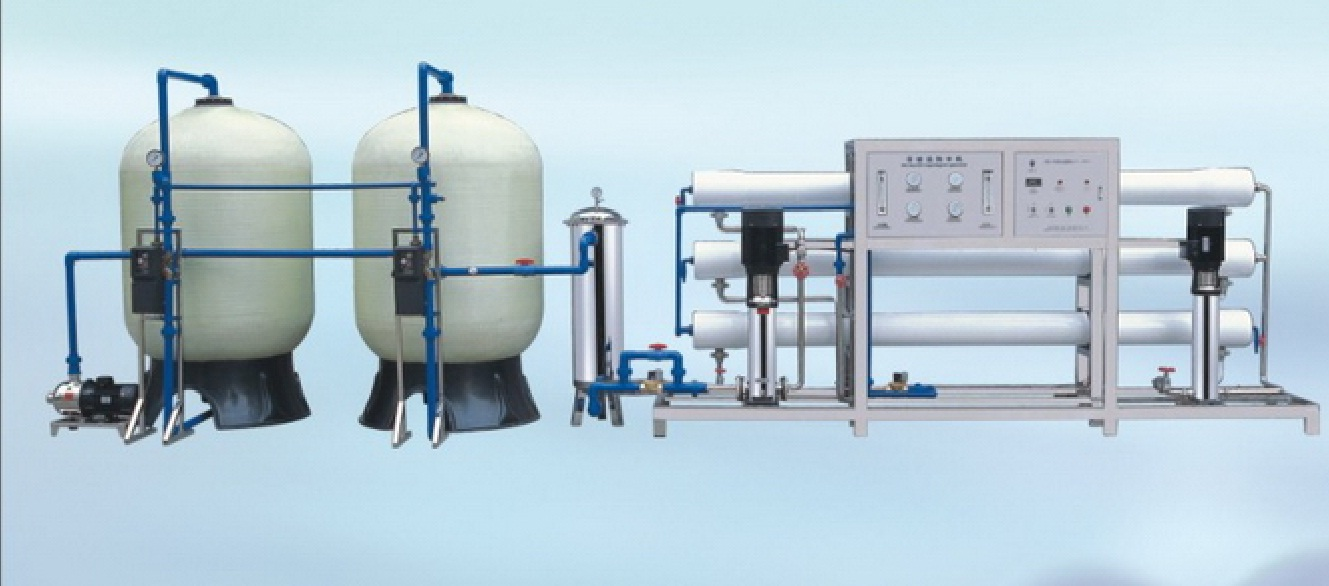 OMT 5000L Water Purify Device