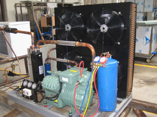 OMT Cold Room Refrigerant Unit