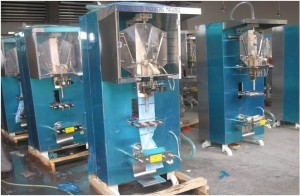 Water Pouch Filling Machine Water Filling Machine Cube