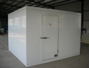 High Quality Cold Room Walk In Freezer Cube Ice Machine